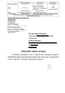 Doradca podatkowy Łódź orzeczenie1